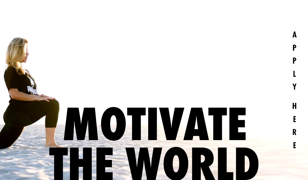 Motivate The World!